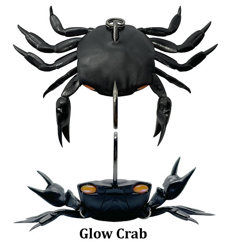 Cranka Crab Glow 50mm Single
