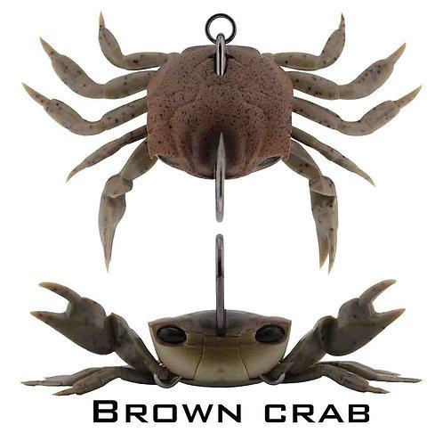 Cranka Crab Brown 50mm Single