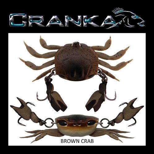 Cranka Crab Brown