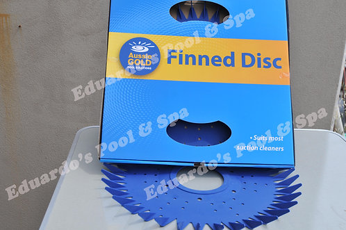Finned Disc SUITS G2