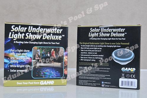 Solar underwater light show deluxe