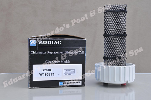 Chlorinator Replacement Electrode/Cell(C250E)