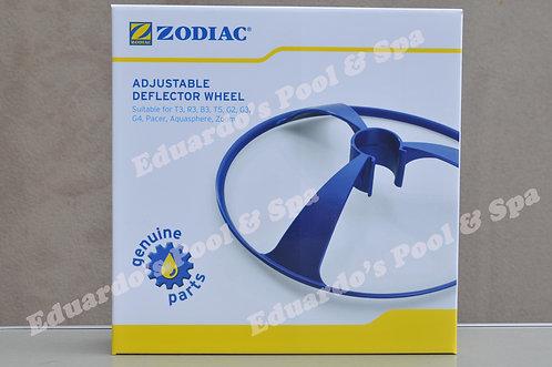 Adjustable Deflector Wheel