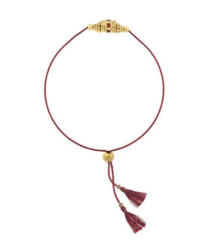 Bracelet Rakhis red