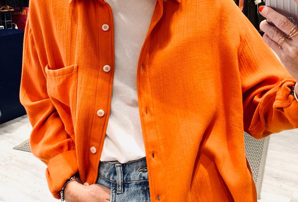 Maxi chemise