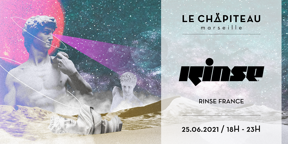 Le Chapiteau VS Rinse France w/ AES