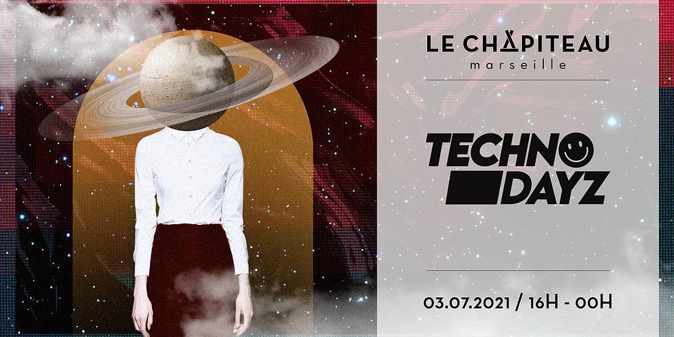 Techno Dayz x Le Chapiteau