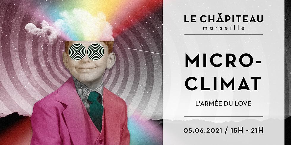MICROCLIMAT - Ateliers, Expos, DJ sets...
