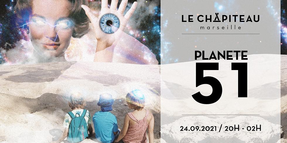 ALLÔ LA TERRE ! - w/ Planète 51