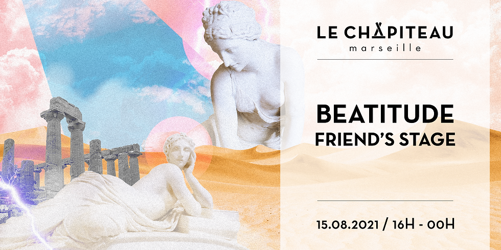 BEATitude Friends' Stage - w/ Eve Dahan & Guests