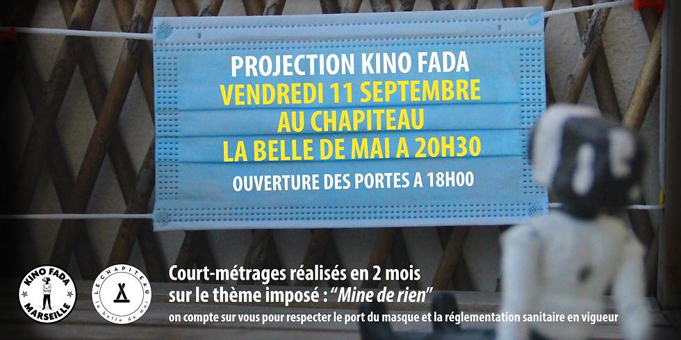 Projection Kino Fada