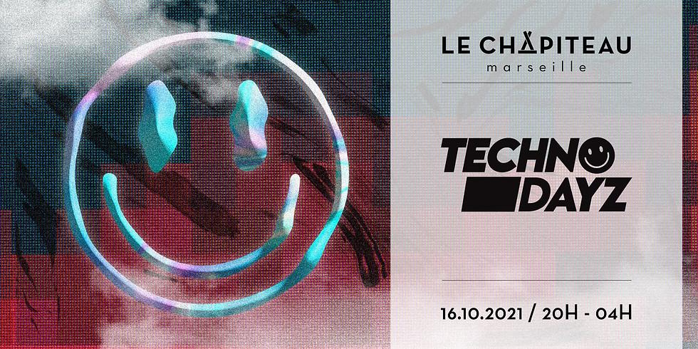 Techno Dayz - w/ Romain Pellegrin & guests