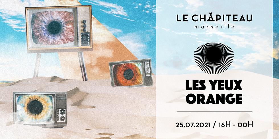 Les Yeux Oranges - Open Air