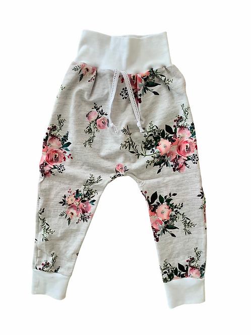 Sarouel 98-104  • Pink Bouquet •