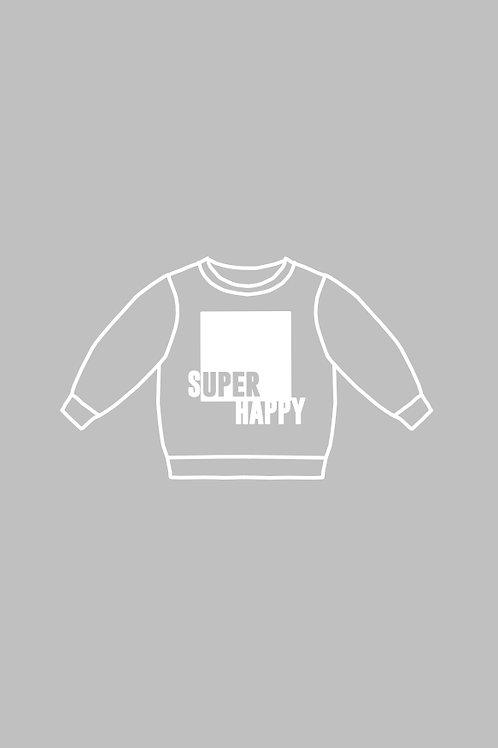 Sweat SUPER HAPPY
