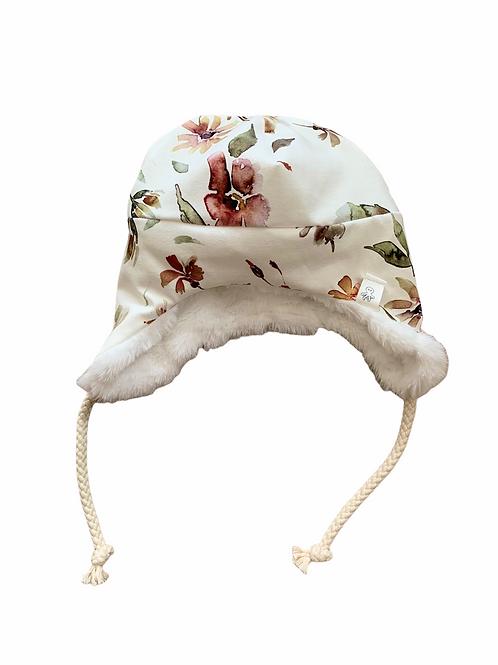 Bonnet cache-oreilles • Rosaceae •