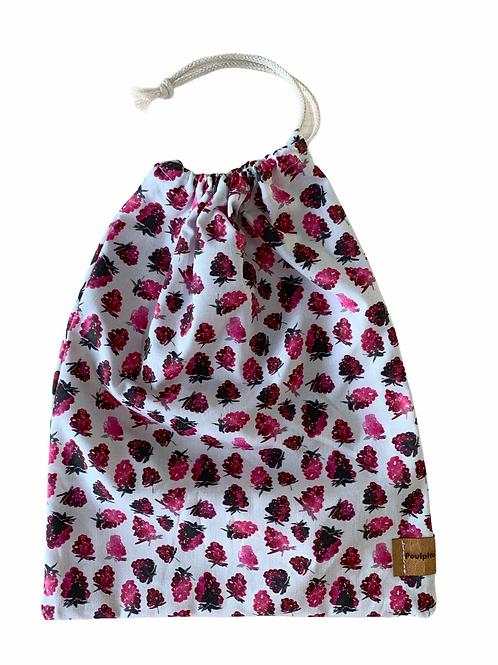 Petit sac à vrac • Raspberry •