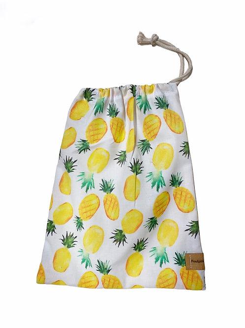 Petit sac à vrac • Pineapple •