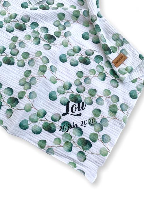 Doudou-patte • Eucalyptus •