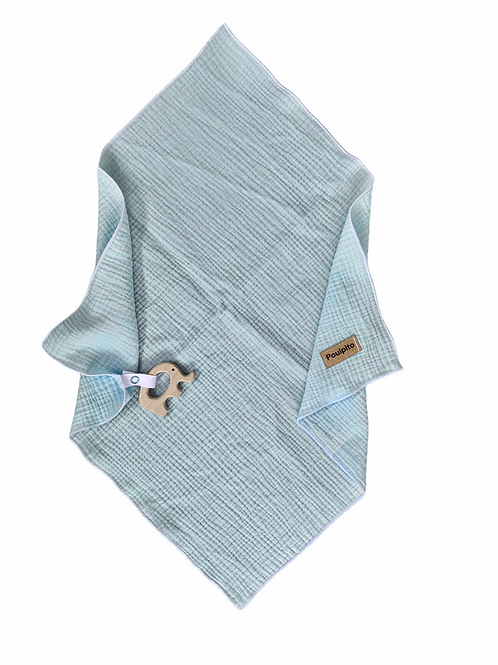 Doudou-patte • Light blue •