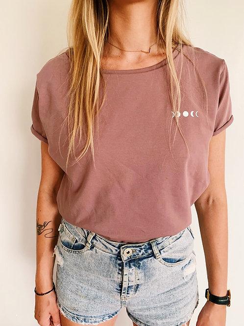 T-Shirt • Mauve •
