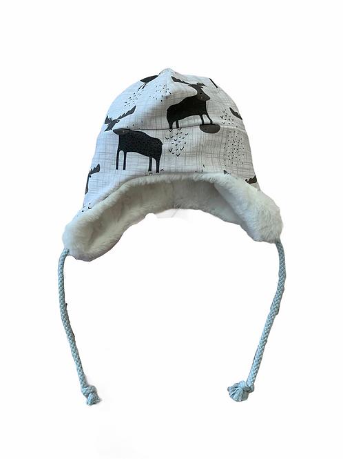 Bonnet cache-oreilles • Nordic Spirit •
