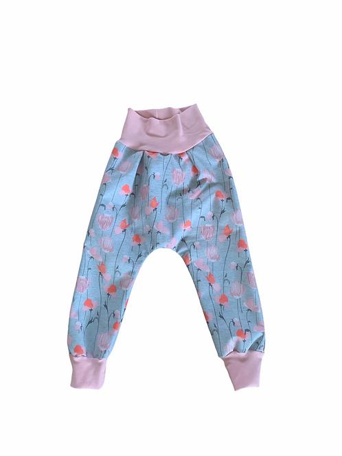 Sarouel Softshell • Poppies •