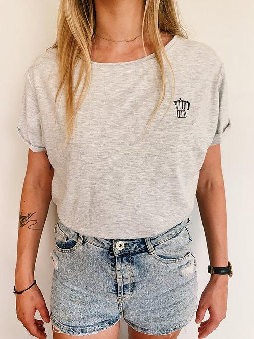T-Shirt • Gris chiné •