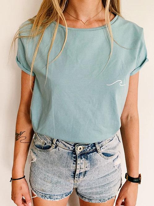 T-Shirt • Vert d'eau •