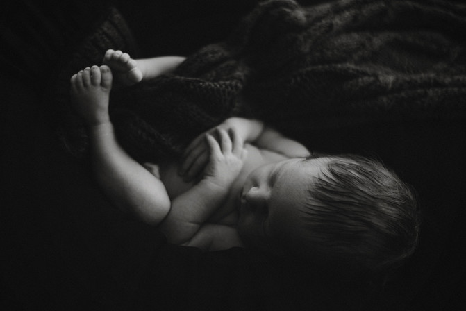 Neugeborene Fotografie Kempten