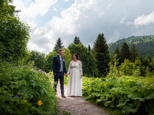 Luisa & Hendryk | Meckatzer Sportalpe Oberjoch