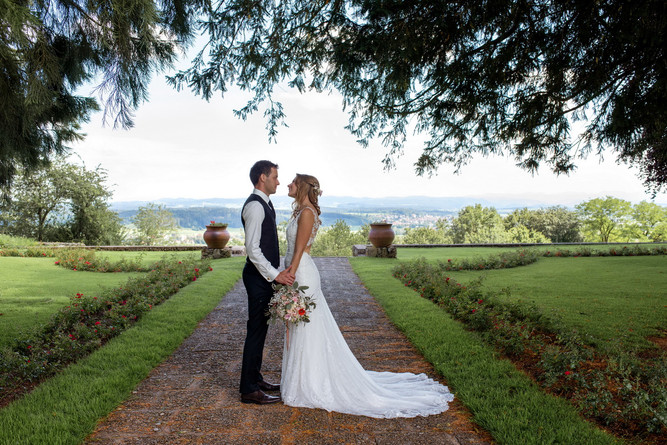 Hochzeitsfotograf Schloss Zeil