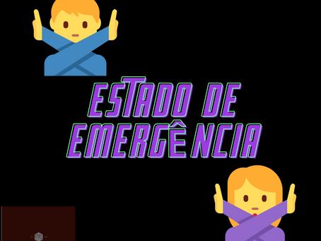 Portugal em estado de emergência mais uma vez