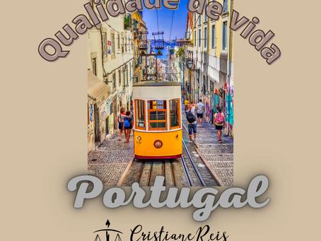 Qualidade de vida em Portugal