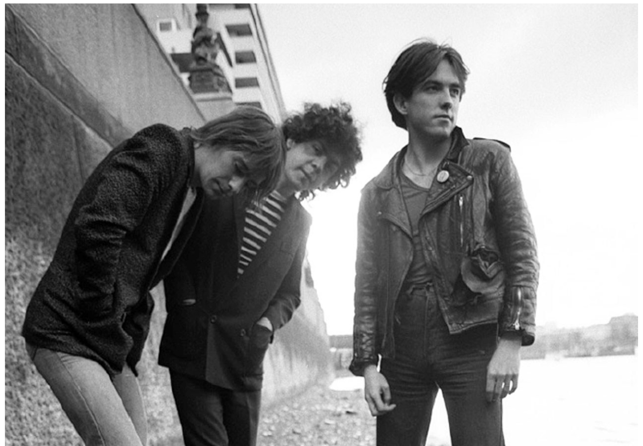 The Cure 1977
