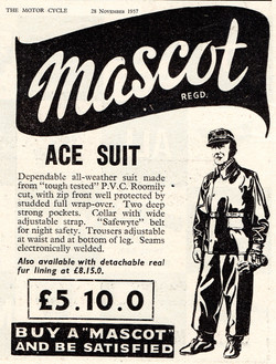 The Ace suit 1957