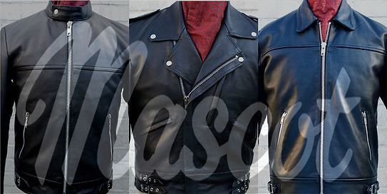 Classic leather motorcycle  jackets for punk rockers, bikers at ace cafe who like belstaff, Leiws