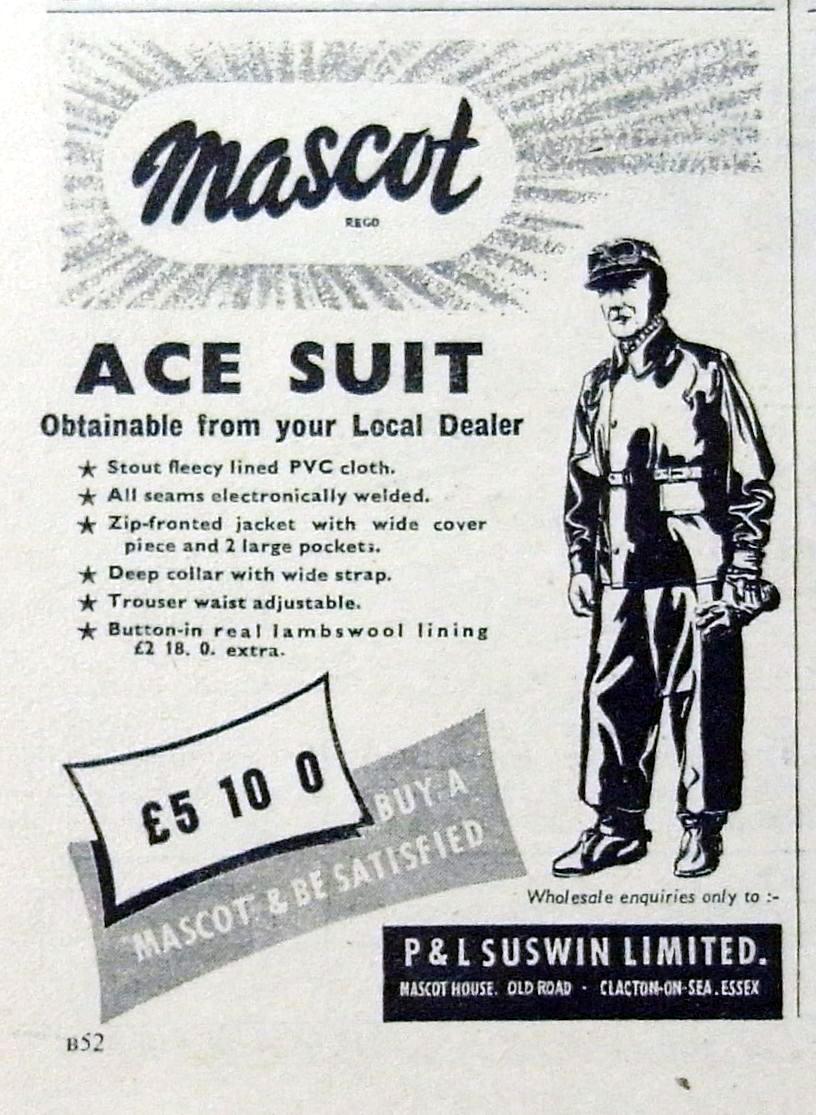 Ace Suit 1958