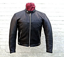 Mascot classic cafe racer motorcycle jacket