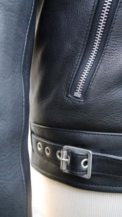 The Black Cafe buckle