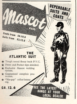 Atlantic suit 1958