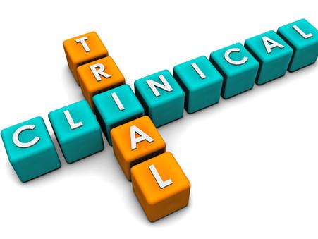 Clinical trial underway - updates