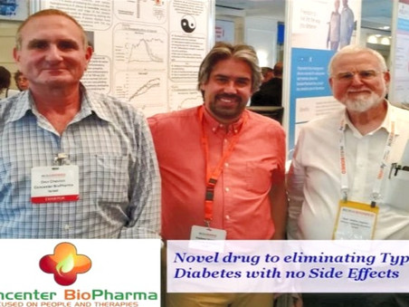 Concenter Biopharma Ltd. is developing a Promising Drug for Treating and Preventing Type 2 Diabetes