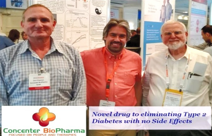 Team Concenter Bio Pharma