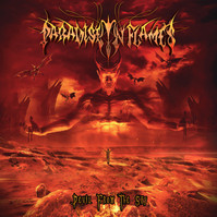 """PARADISE IN FLAMES """"DEVIL FROM THE SKY"""""""