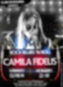 POSTER CAMILA FIDELIS