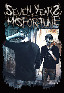 SEVEN YEARS OF MISFORTUNE T-SHIRT