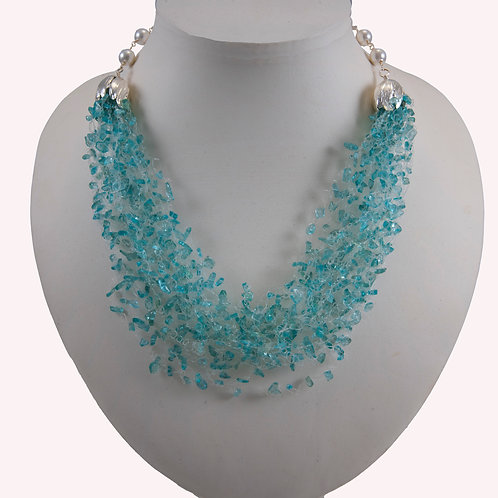 Sea foamnecklace