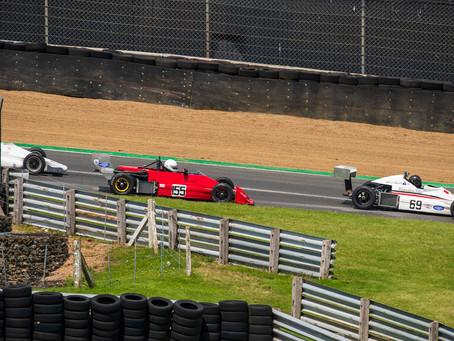 Friday HSCC legends of Brands hatch SuperPrix