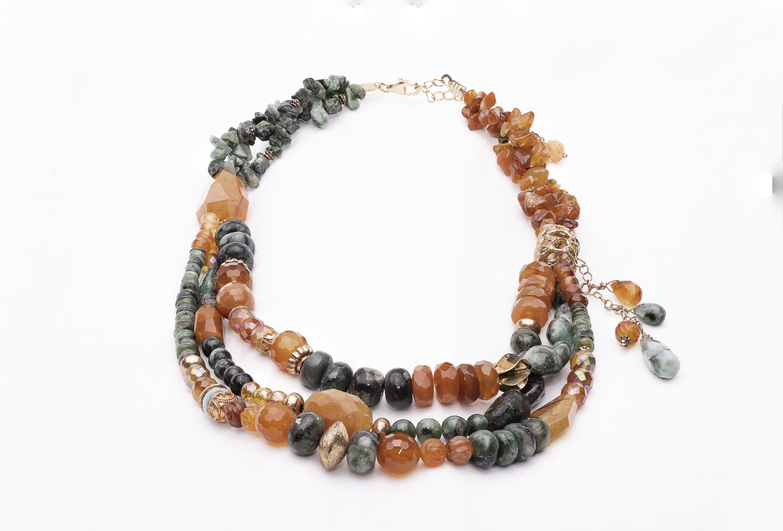 Arabian night necklace